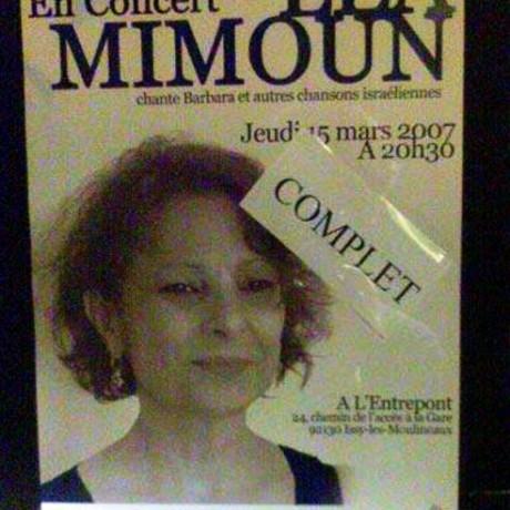 Léa Mimoun à l'Entrepont