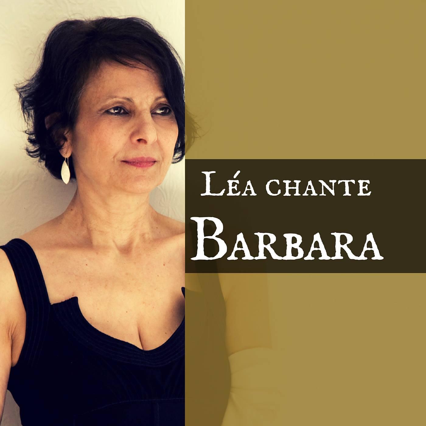 Léa chante Barbara au Café Bialik