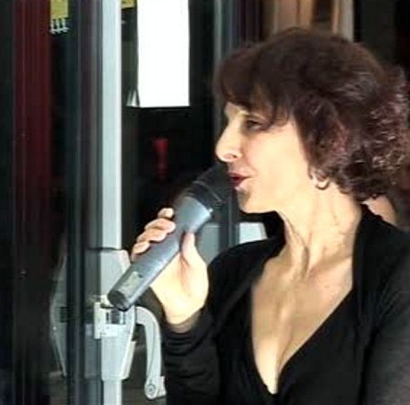 Soirée Blabla Wilson spéciale Barbara, Paris (Décembre 2007)