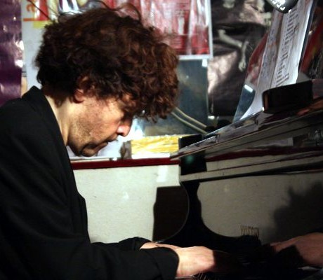 Patrick Langlade au Jazz Cartoon, Paris (Septembre 2009)