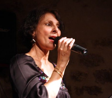 Léa Mimoun au Jazz Cartoon, Paris (Septembre 2009)