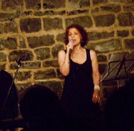 Léa Mimoun au Kibélé, Paris (Avril 2007)